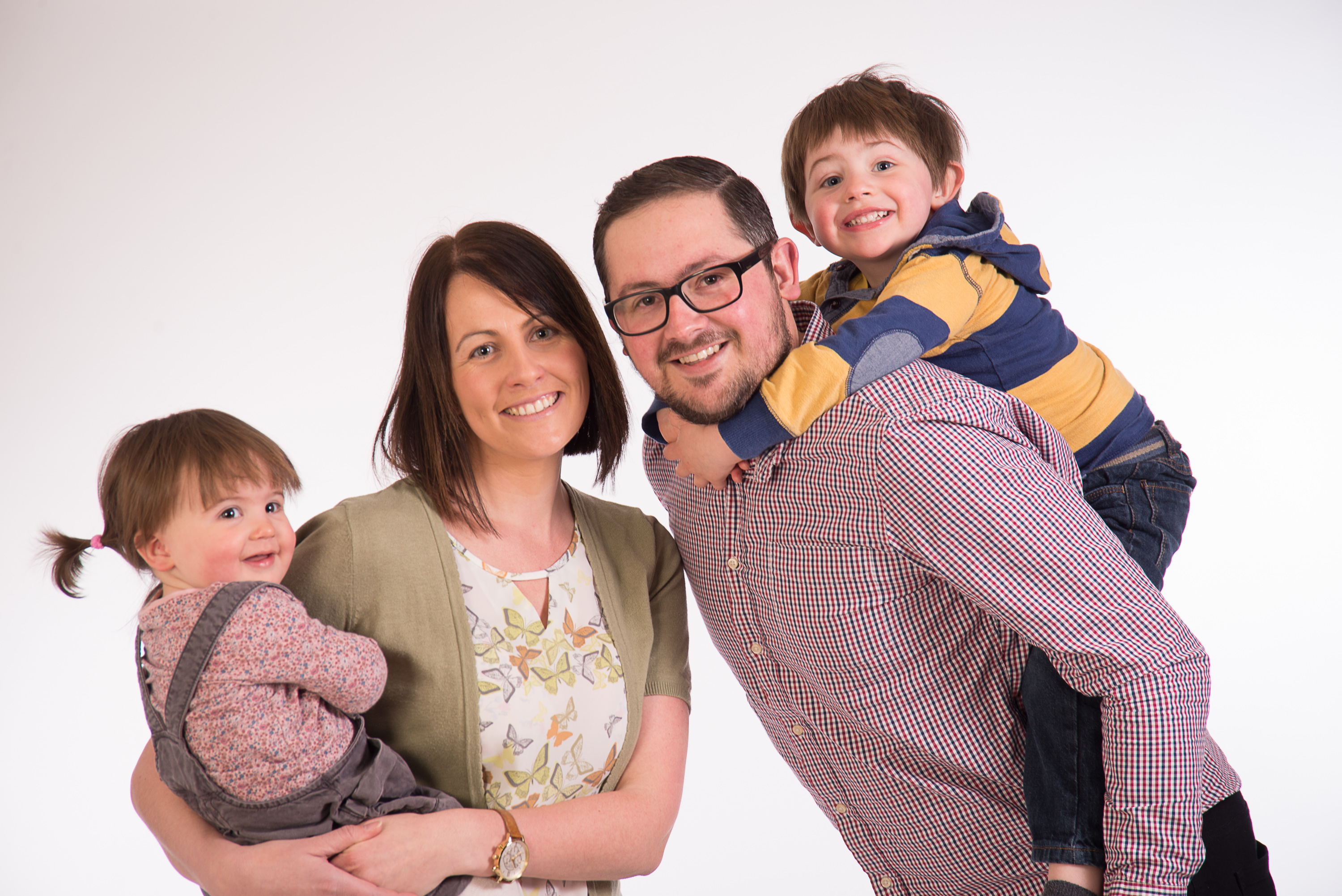 Family Photography at Harrison Lord Photography