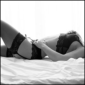 Boudoir Photography by Harrison Lord
