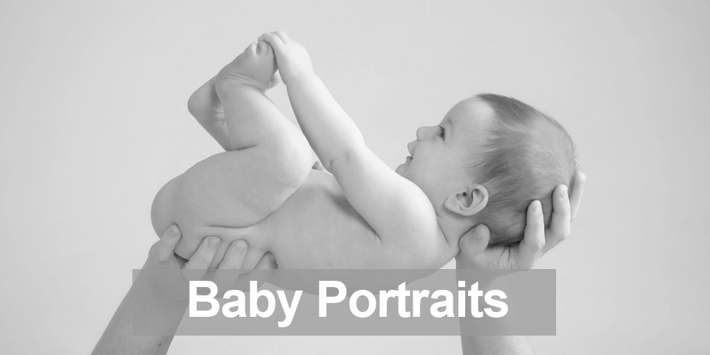 Baby Portraits by Harrison Lord Photography