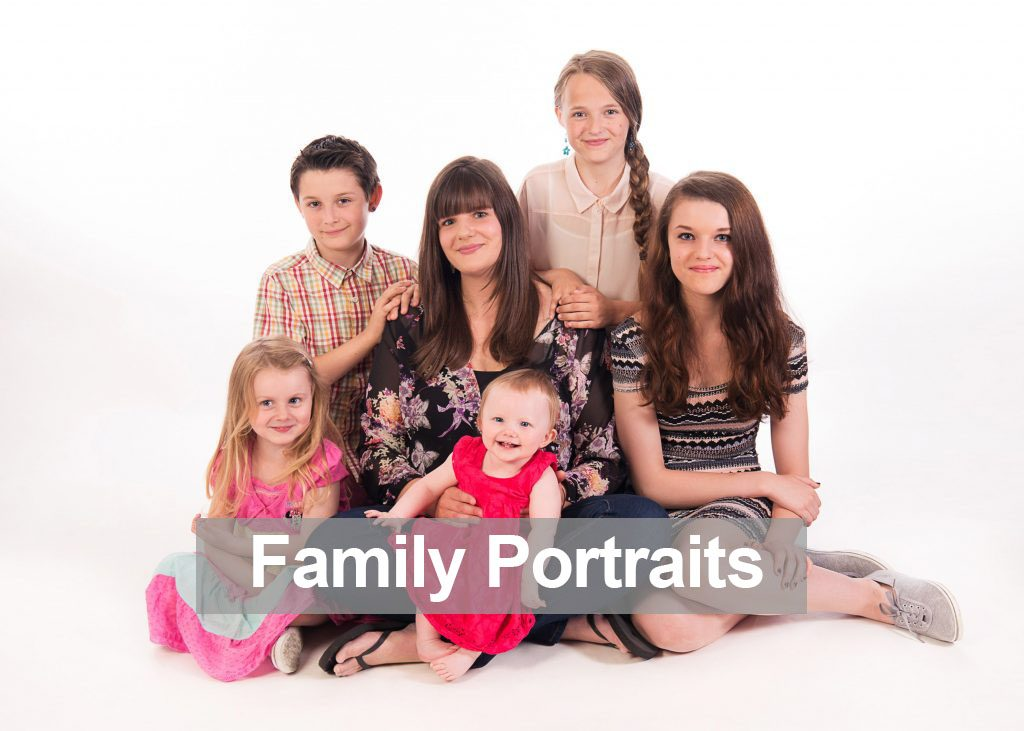 Family Portraits by Harrison Lord Photography